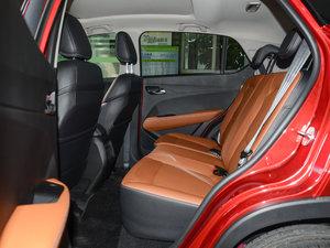 2017款1.5L 自动豪华型 后排空间
