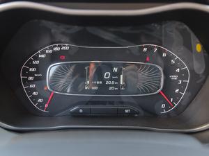 2017款1.5L 自动时尚型 仪表