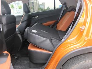 2017款1.5L 自动豪华型 后排座椅放倒