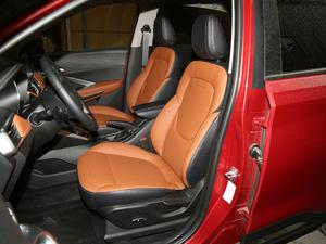 2018款1.5L 自动周年特别版 前排座椅