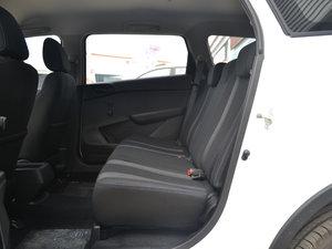 2017款1.2L 手动超值型 后排座椅