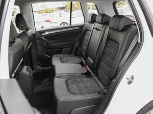 2018款280TSI自动豪华型 后排座椅