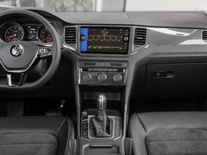2018款280TSI自动豪华型 中控台