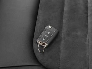 2018款280TSI自动豪华型 钥匙