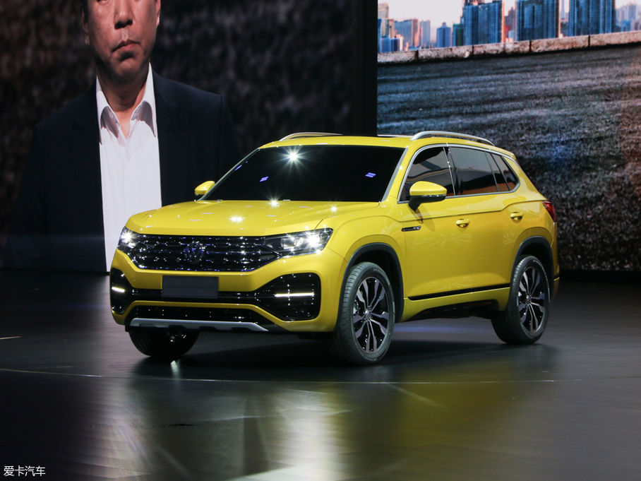 一汽-大众2018款Advanced Mid-size SUV