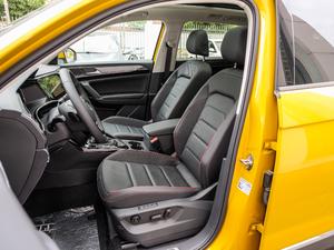2019款380TSI 四驱尊贵型 国V 前排座椅