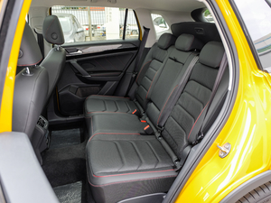 2019款380TSI 四驱尊贵型 国V 后排座椅