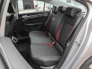 2019款1.5L 自动舒适型 后排座椅