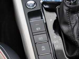 2019款280TSI DSG豪华型 驻车制动器