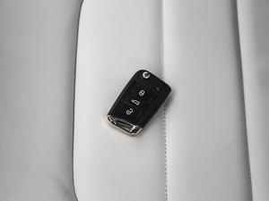 2019款280TSI DSG豪华型 钥匙
