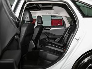 2019款280TSI 自动舒适型 后排空间