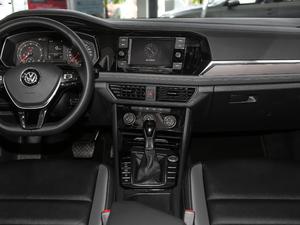 2019款280TSI 自动舒适型 中控台