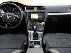 2019款1.6L 自动舒适型 中控台