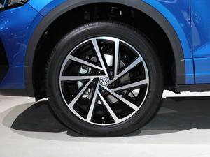 2019款R-Line 轮胎