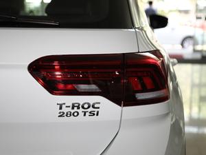2019款280TSI DSG两驱豪华型 尾灯