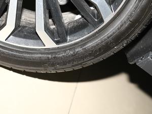 2019款280TSI DSG两驱豪华型 轮胎品牌