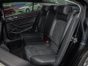 2017款330TSI DSG 豪华型 后排座椅