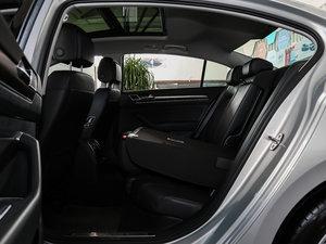 2017款330TSI DSG 豪华型 后排座椅放倒