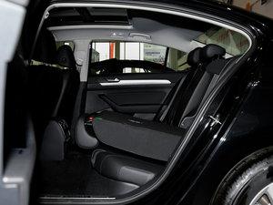 2017款280TSI DSG 舒适型 后排座椅放倒