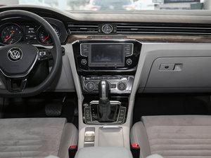 2017款380TSI DSG 豪华型 中控台