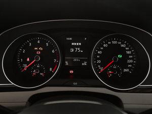 2017款380TSI DSG 豪华型 仪表