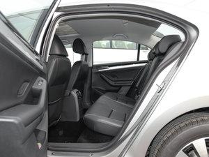 2017款230TSI DSG舒适型 后排空间