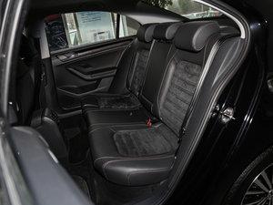 2017款230TSI 手动豪华型 后排座椅