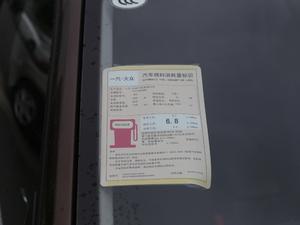 2017款1.6L 自动舒适型 工信部油耗标示