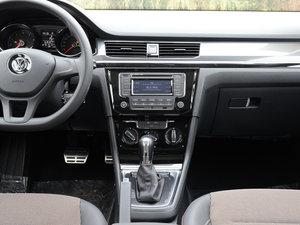 2017款230TSI DSG舒适型 中控台
