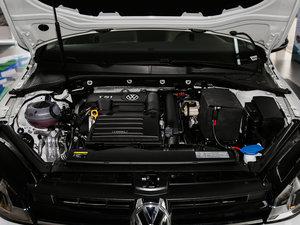 2017款230TSI 自动豪华百万辆纪念版 发动机