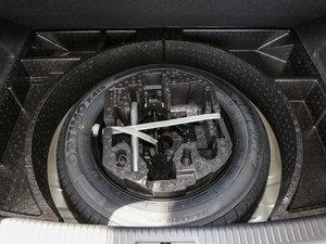 2017款1.6L 自动舒适百万辆纪念版 备胎