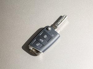 2017款1.6L 自动舒适百万辆纪念版 钥匙