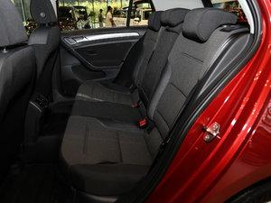 2017款230TSI 自动舒适百万辆纪念版 后排座椅