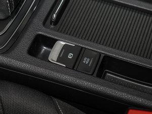2017款230TSI 自动舒适百万辆纪念版 驻车制动器