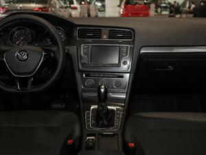 2017款230TSI 自动舒适百万辆纪念版 中控台