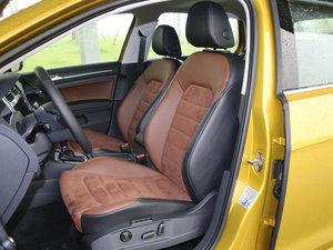 2018款280TSI 自动旗舰型 前排座椅