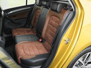 2018款280TSI 自动旗舰型 后排座椅