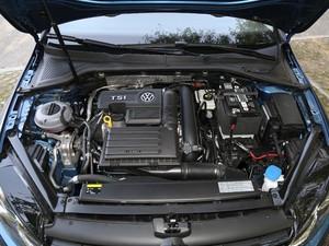 2018款280TSI 自动旗舰型 发动机