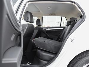 2018款230TSI 自动舒适型 后排座椅放倒