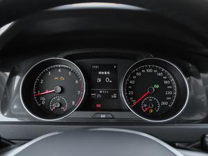 2018款230TSI 自动舒适型 仪表