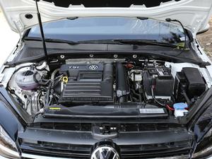 2018款230TSI 自动豪华型 发动机