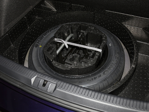 2018款1.6L 自动舒适型 备胎