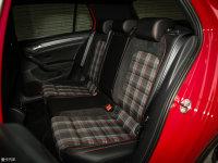 空间座椅高尔夫GTI后排座椅