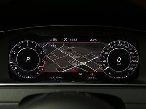 2018款2.0 TSI 仪表