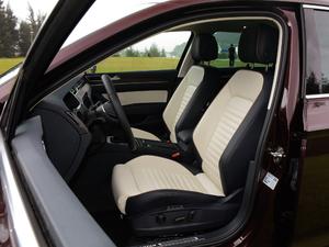 2018款380TSI DSG 旗舰型 前排座椅
