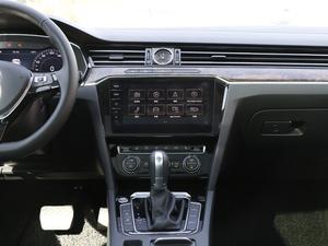 2018款380TSI DSG 尊贵型 中控台