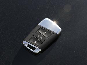 2018款380TSI DSG 尊贵型 钥匙