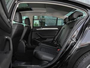 2018款280TSI DSG 舒适型 后排空间