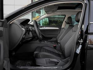 2018款280TSI DSG 舒适型 前排空间
