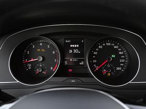 2018款280TSI DSG 舒适型 仪表